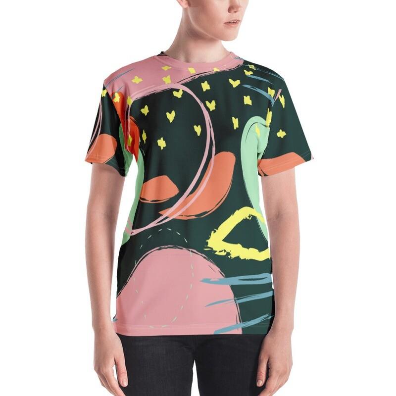 Sili Full Printed Women's T-shirt