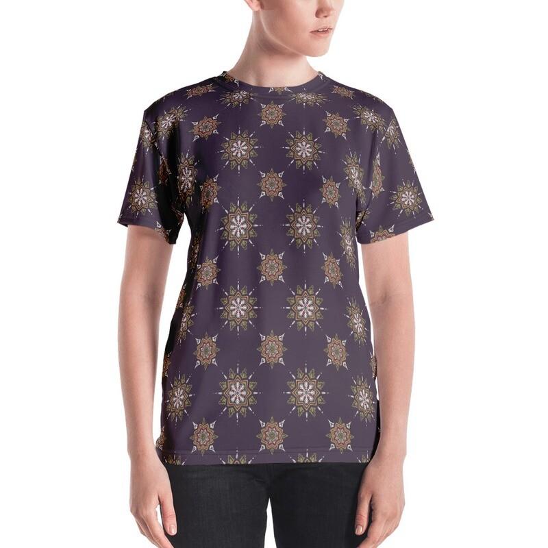Kita Full printed Women's T-shirt