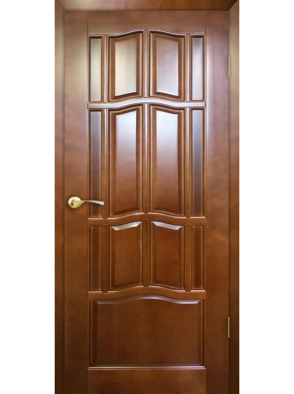 """Дверь массив крашенный """"Ампир"""", Ветлуга"""