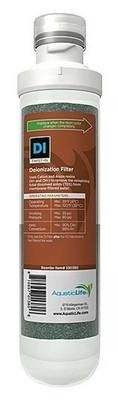 Aquatic Life Color Changing Deionization Filter for Twist-In Systems