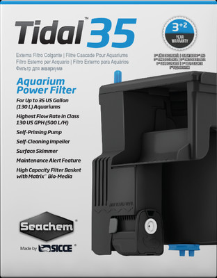 Seachem Laboratories Tidal Power Filter 35