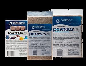 Piscine Energetics Frozen Mysis Shrimp IN STORE PICKUP