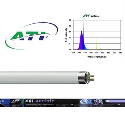 ATI T5 Bulbs  True-Actinic  .... Starting at $20.95