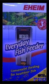 Eheim Everyday Fish Feeder Programmable Automatic Food Dispenser