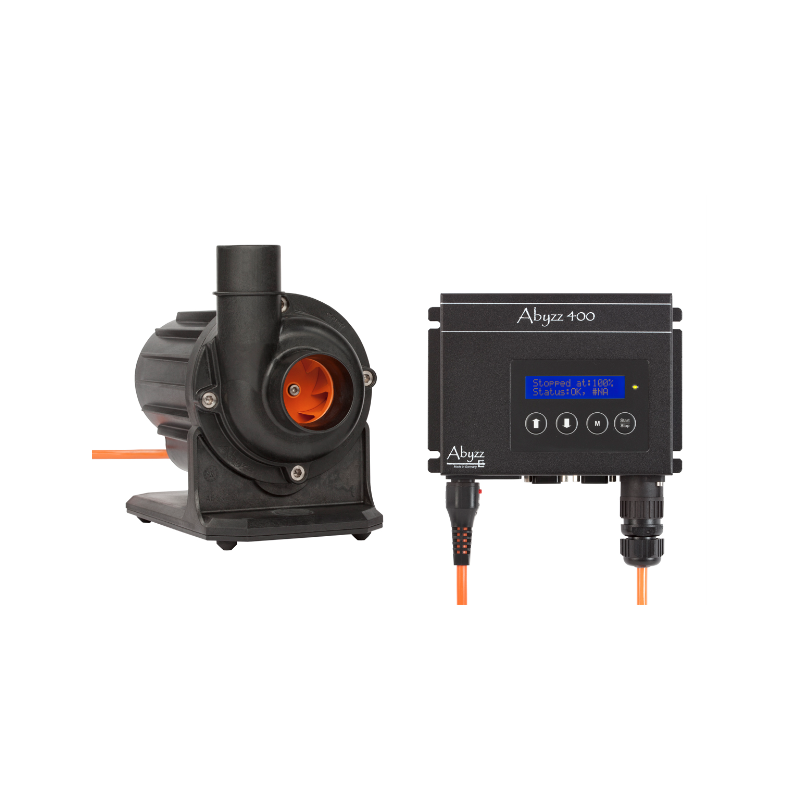 Abyzz A400 4,800 GPH Controllable DC Pump