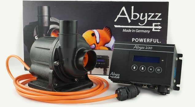 Abyzz A200 3,750GPH Controllable DC Pump