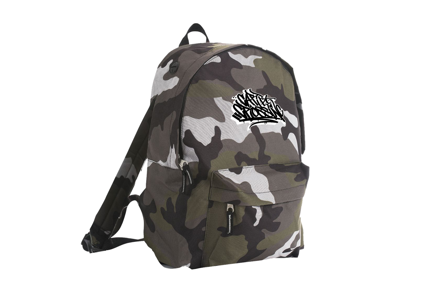 Carpcrossing Urban Camo Backpack