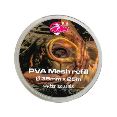 PVA HYDROSPOL  mesh system 25mm/35m Refill 25 meter