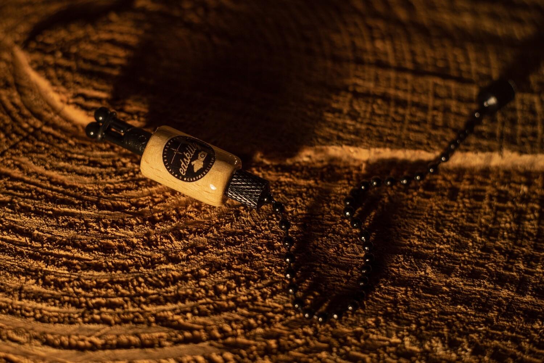 Custom Made Ed Skillz Wooden Stalker Carp Bobbins