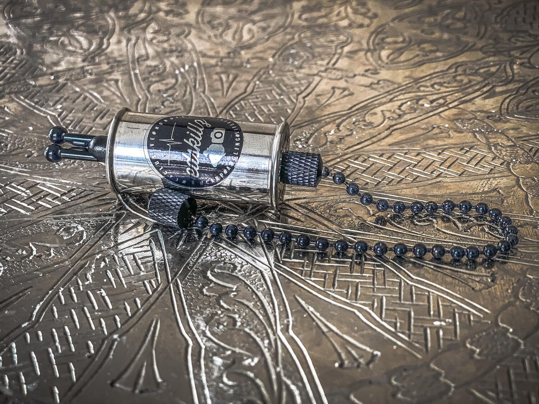 Silver Limited Editions Custom Made Ed Skillz Shotgun Shell Stalker Carp Bobbins