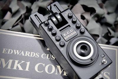 E.C.U. R-Plus Compact 2 + 1 Edward Custom Upgrades Bite Alarm