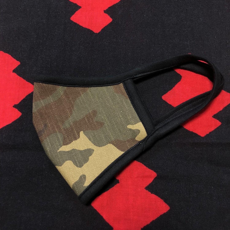 忍者マスク(camouflage) NINJA MASK