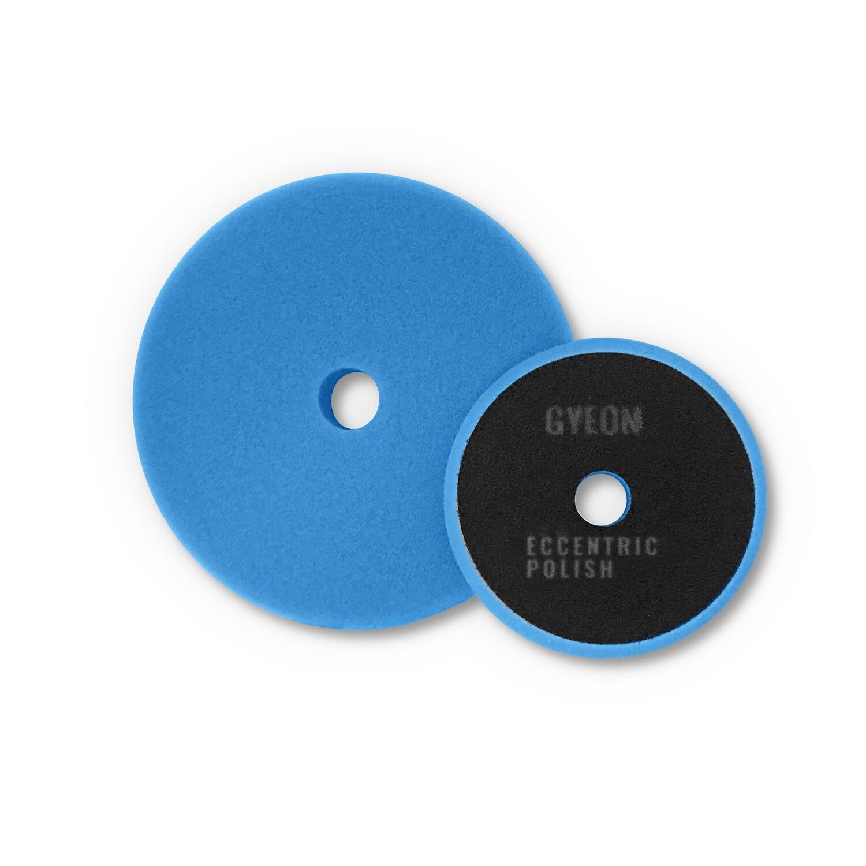 Полировальный круг Мягкий GYEON ECCENTRIC POLISH Поролоновый Синий (125мм)