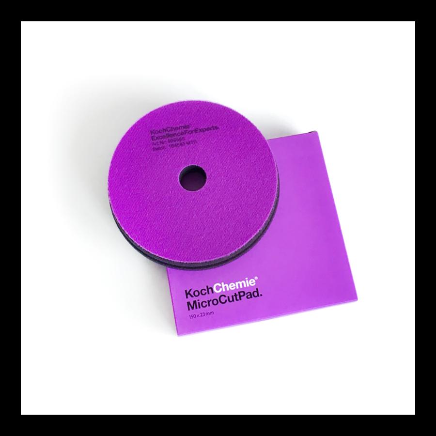 Полировальный круг Мягкий Koch Chemie MICRO CUT PAD (150мм) Фиолетовый