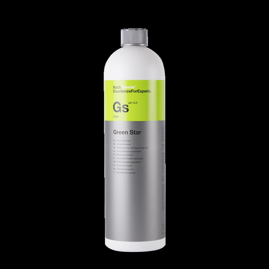 Универсальное моющее средство Koch Chemie Gs GREEN STAR (1л), Концентрат