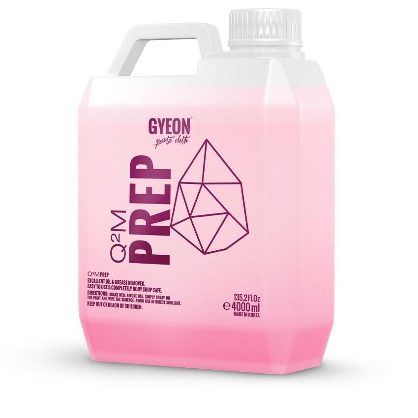 Активатор адгезии и очиститель, Подготавливает поверхность к нанесению защитных составов GYEON PREP (4л)
