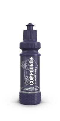 Полировальная паста Высокоабразивная для твердых лаков GYEON COMPOUND+ (120мл) На водной основе