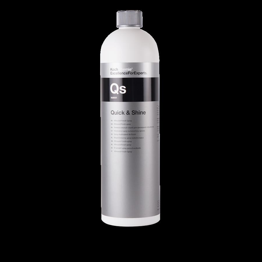 Универсальное средство для быстрого блеска Koch Chemie Qs QUICK & SHINE (1л)