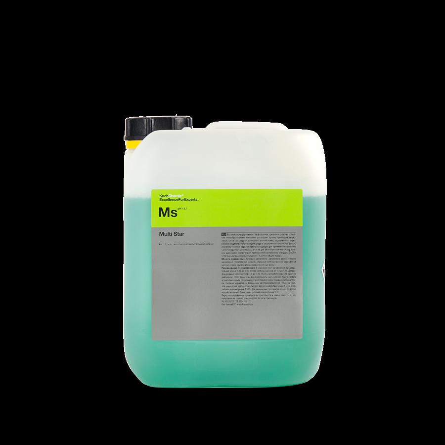 Универсальное бесконтактное моющее средство Koch Chemie Ms MULTI STAR (5л)