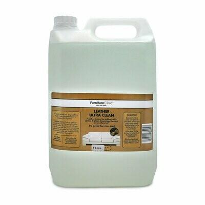 Очиститель кожи LeTech LEATHER ULTRA CLEAN (5л)