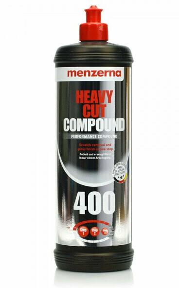 Полировальная паста Высокоабразивная MENZERNA 400 HEAVY CUT (1л)