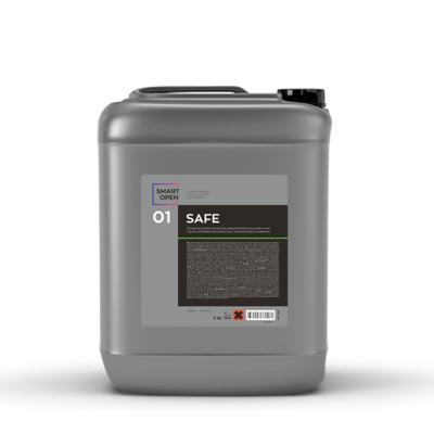 Бесконтактный автошампунь с защитой хрома и алюминия Smart Open 01 SAFE (5л)