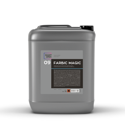 Универсальный очиститель салона Smart Open 09 FABRIC MAGIC (5л)