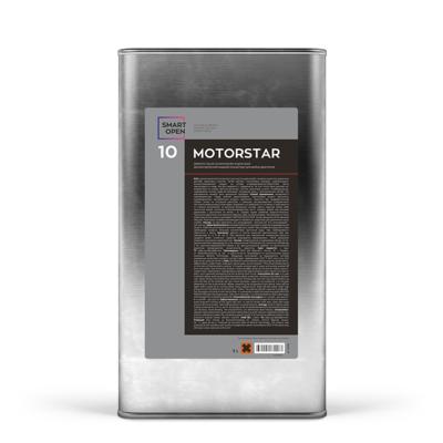 Средство для мойки двигателя Диэлектрический концентрат Smart Open 10 MOTORSTAR (5л)