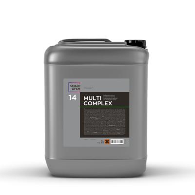 Универсальное средство для химчистки салона Smart Open 14 MULTICOMPLEX (5л)