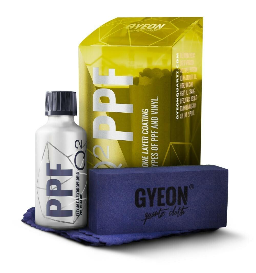Керамическое покрытие для виниловых и полиуретановых пленок GYEON PPF (50мл) на 1 год