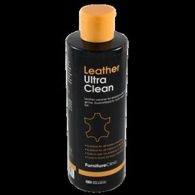 Очиститель кожи LeTech LEATHER ULTRA CLEAN (250мл)