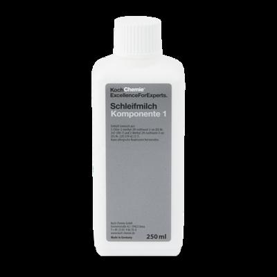 Молочко-очиститель для стекла Schleifmilch K1 (250мл)