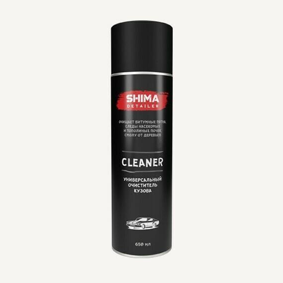 Универсальный очиститель кузова SHIMA DETAILER CLEANER (650мл)
