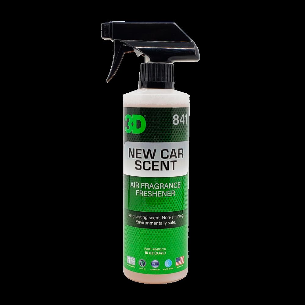Освежитель воздуха Запах нового автомобиля 3D Car Care NEW CAR, 470мл