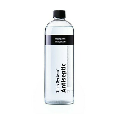 Антисептик, дезинфицирующие средство с увлажнителем для кожи рук Shine Systems Antiseptic, 750мл
