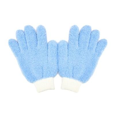 Перчатки бесшовные из особо мягкой микрофибры PURESTAR DUST INTERIOR GLOVE