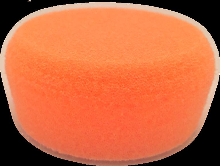 Полировальный круг Мини для одношаговых паст ROYAL PADS LIGHT ONE STEP Оранжевый (50мм)