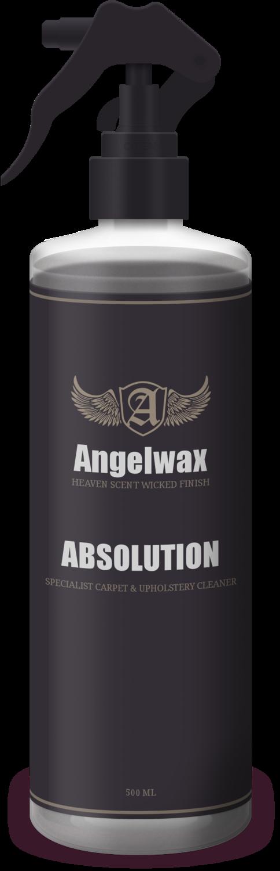 Очиститель ковровой и тканевой обивки ANGELWAX ABSOLUTION (500мл) Эффективный и бережный