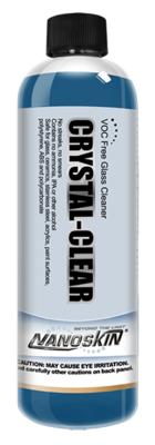 Очиститель стекол NANOSKIN CRYSTAL-CLEAR (118мл) Экологически чистый, высококонцентрированный 1:40
