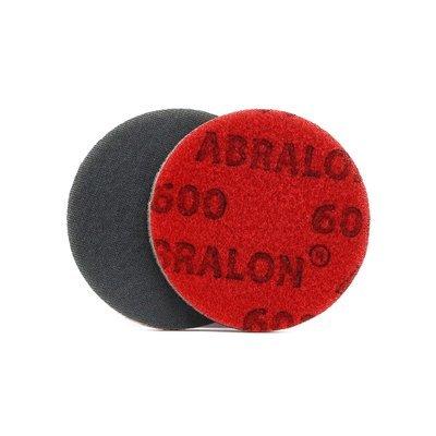 Круг шлифовальный на тканево поролоновой основе MIRKA Abralon P600 (77мм)