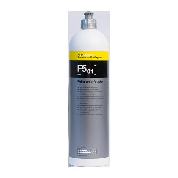 Полировальная паста Среднеабразивная Koch Chemie F05.01 FEINSCHLEIFPASTE (1л)