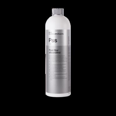Полироль резины, шин и пластика без силикона Koch Chemie Pss PLAST STAR SILICONOLFREI (1л)
