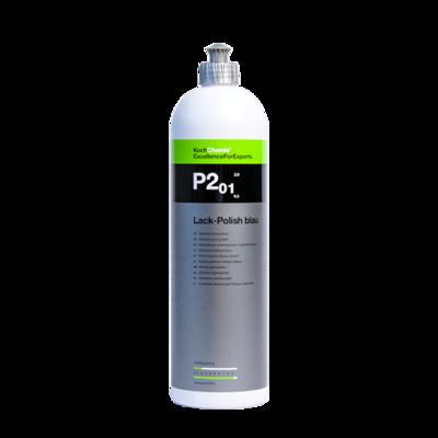 Полировальная паста для создания блеска Koch Chemie P2.01 LACK-POLISH BLAU (1л)