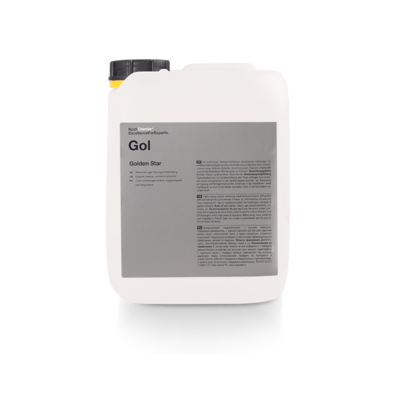 Концентрат для мойки двигателя Koch Chemie Gol GOLDEN STAR (5л)