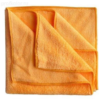Салфетка из микрофибры HANKO MC-O Оранжевая (40х40см)