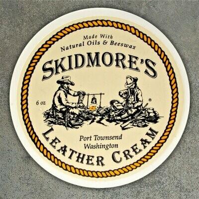 Skidmore's Leather Cream 6 oz