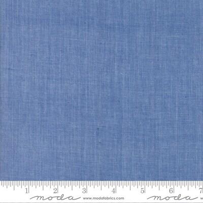 Moda Chambray Medium Blue 12051 15