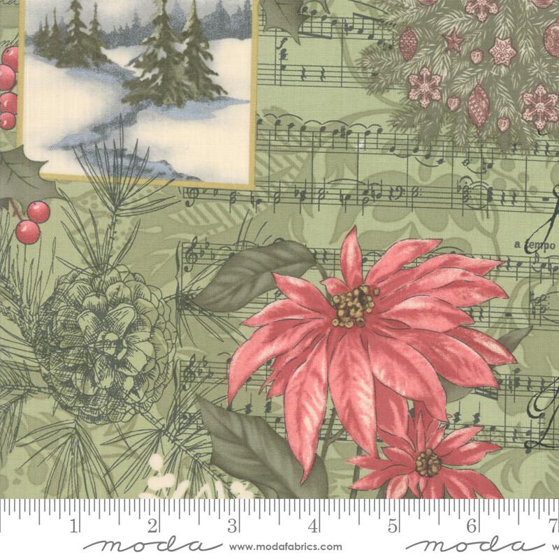 Marches De Noel Mistletoe