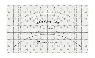 QCR Quick Curve Ruler