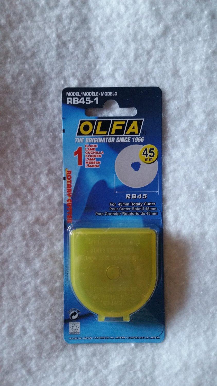 45 mm skjæreblad Olfa